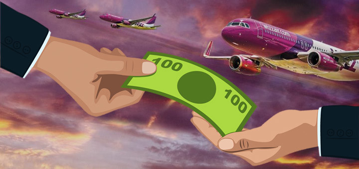 wizzair як повернути гроші