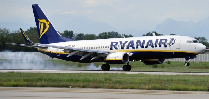 Ryanair Lisabon