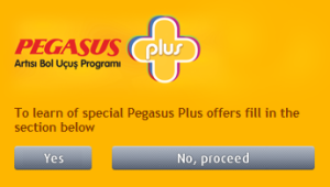 Pegasus Plus Application Form