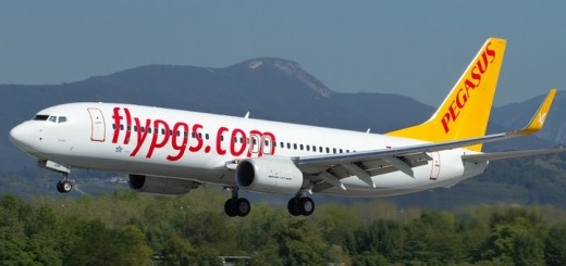 Pegasus Airlines ticket