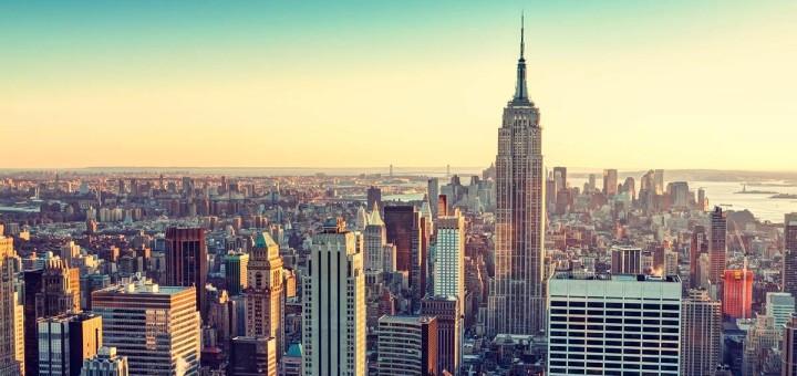 Авиабилеты в Нью-Йорк из Стокгольма от 208€ в две стороны!