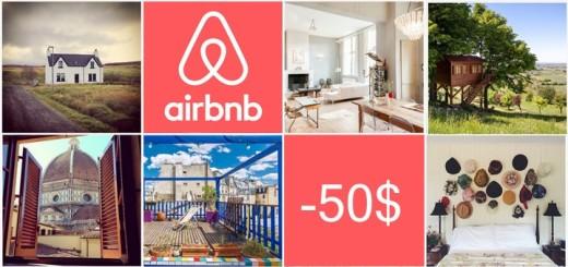 airbnb знижка купон