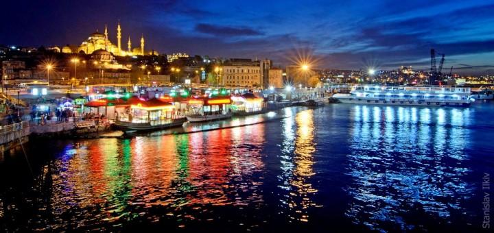 Авиабилеты Львов - Стамбул - Львов от 78€ в две стороны!