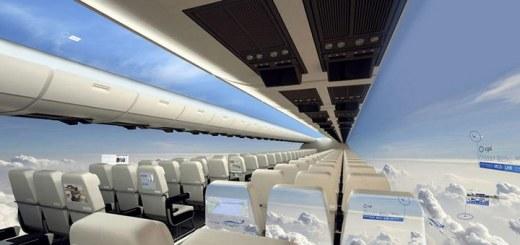 літак без вікон