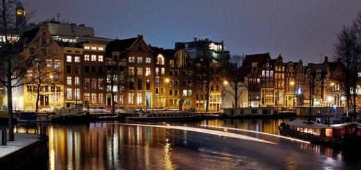 Амстердам нічний