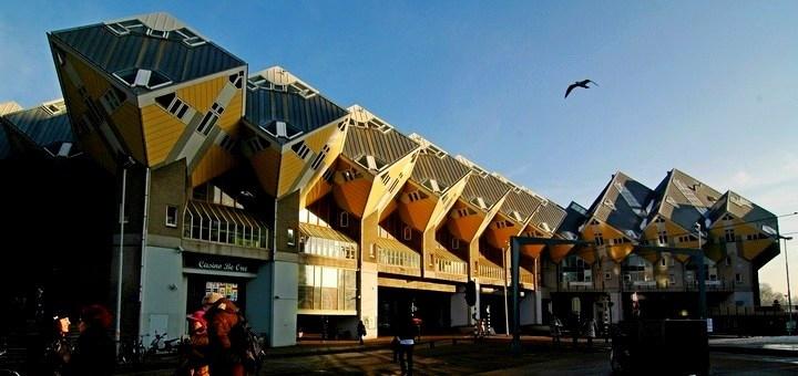 Роттердам будинки куб