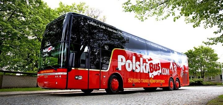 Polskibus открывает новый прямой рейс из Жешува в Брно и Вена! Есть билеты от 1 злотого! -