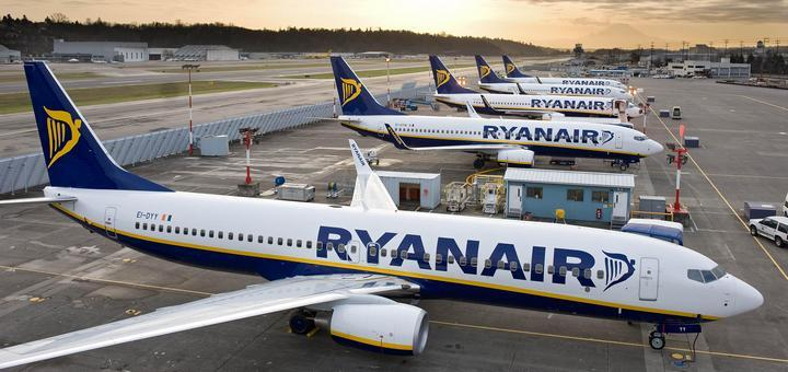 Супер акция Ryanair! Авиабилеты из Польши от €3!