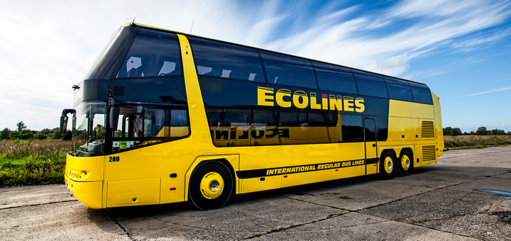 Ecolines: билеты в Варшаву и Краков от 238 грн!