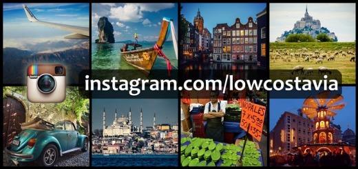 instagram lowcostavia