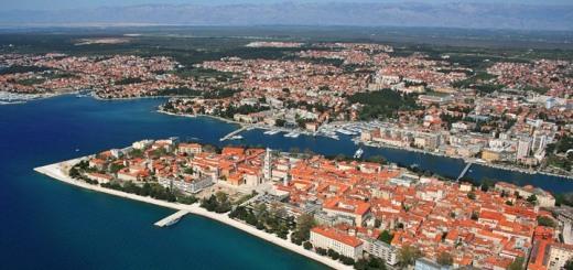 хорватія Задар