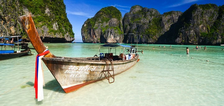 Авиабилеты в Таиланд из Киева + 7 ночей в отеле - все от 429$!