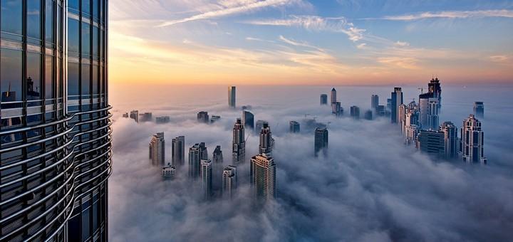 Авиабилеты в Дубай из Киева от 141 евро в две стороны!