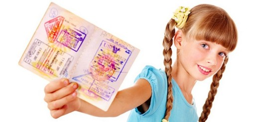 біометричний дитячий паспорт