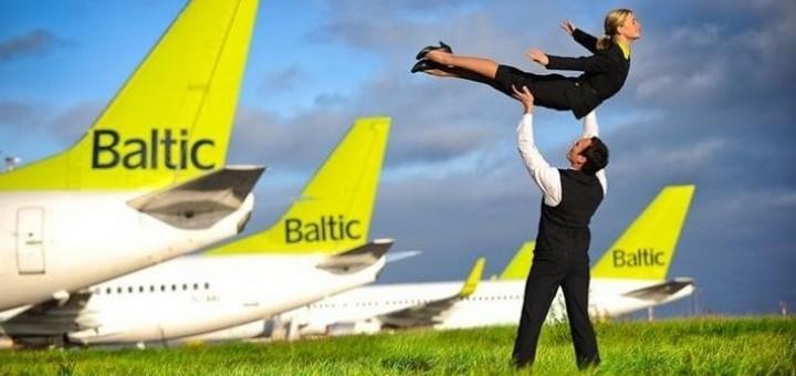 розпродаж airbaltic
