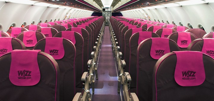wizz air seats