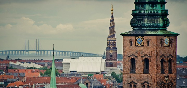 Авиабилеты Киев - Копенгаген от €44 в две стороны! -