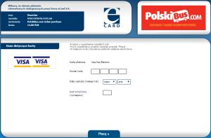 як купити квитки polskibus