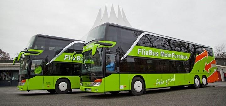 flixbus автобуси європою