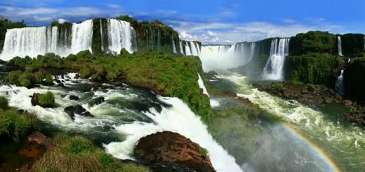 ігуасу водоспади бразилія аргентина