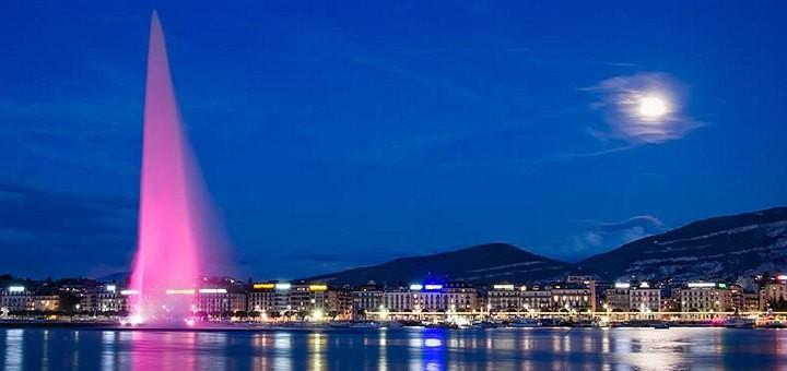 Женева авіаквитки швейцарія