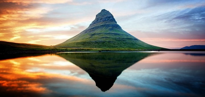 Iceland-reflection