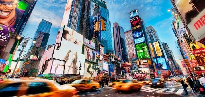 Дешевые авиабилеты в США: Киев - Нью-Йорк - Киев от 328$ в две стороны!