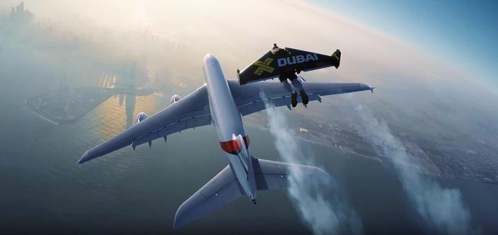 emirates hello jetman