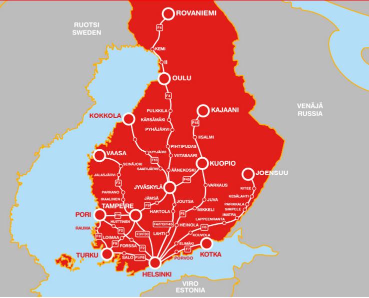 дешеві автобуси фінляндія