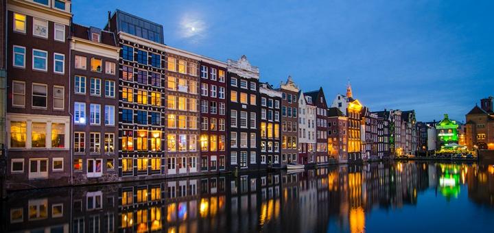 Амстердам як дістатися доїхати