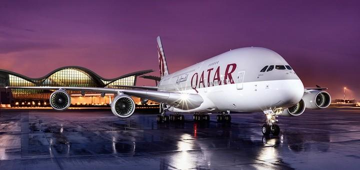 Qatar Airways приходит в Украину и откроет сообщение с Киевом!