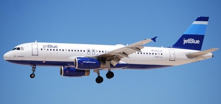 Jet Blue: распродажа авиабилетов по США от 29$ в одну сторону! - Авиабилеты
