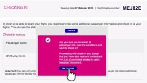 wizz air як зробити онлайн чекін