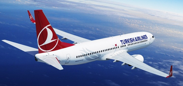Авиабилеты Turkish Airlines из 6 городов Украины в Стамбул от € 87 две стороны! -