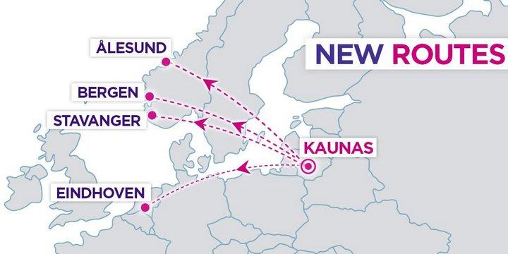 Новый рейс Wizz Air из Вильнюса в Исландию! Авиабилеты от 19€!