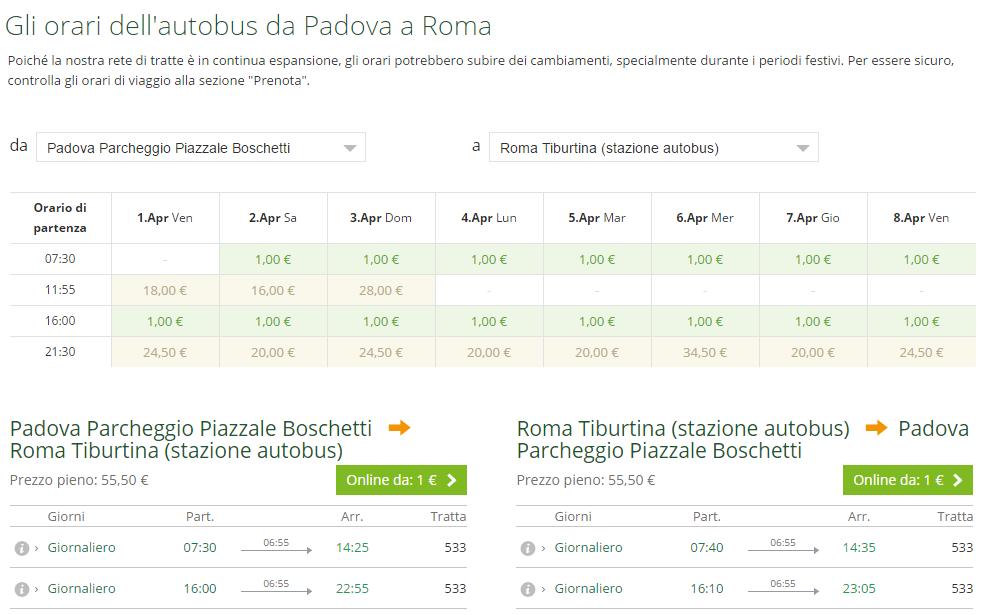 2016-04-01 14_10_40-Autobus Padova - Roma da 1€ → FlixBus