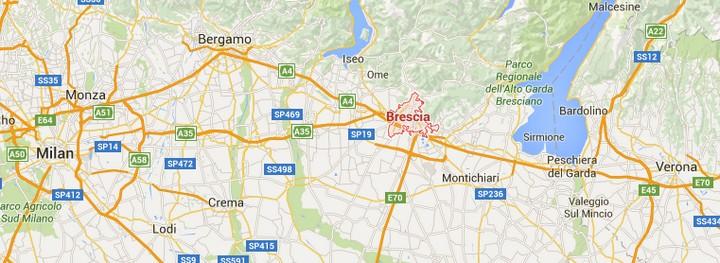 Brescia-map