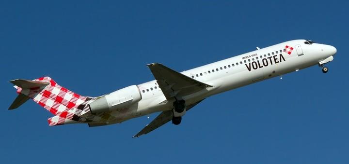 Черная п'ятниця в Volotea: авиабилеты от 1 евро! -