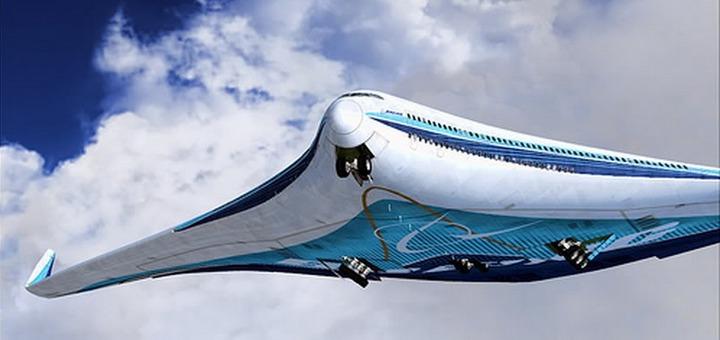 Новый Boeing 797 вмещать 1000 пассажиров!
