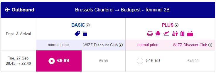 Брюссель - Будапешт