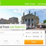 Автобусный перевозчик FlixBus начал продажу билетов из Львова!