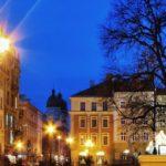 Удобный маршрут по Италии и Испании в Львов: 2 перелеты 40€!