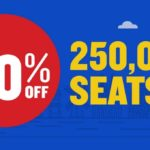 Ryanair: 250000 авиабилетов со скидкой 30%! —