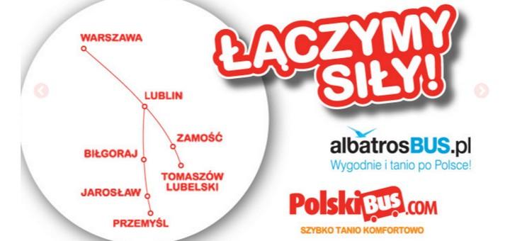 PolskiBus открывает рейс Перемышль - Варшава! Билеты от 1 злотого!