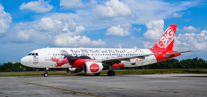 Скидки до 70% на все направления от AirAsia на лето 2018 года! -