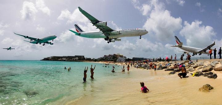 Авиабилеты из Киева на Карибы от €538 в две стороны!
