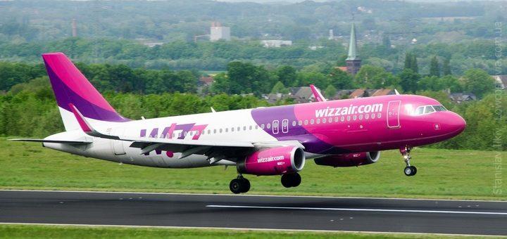 Wizz Air - 30% скидки на рейсы до 31 мая для участников WDC!