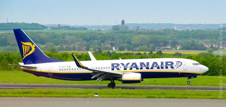 Распродажа Ryanair: авиабилеты из Польши на много направлений от €9, на некоторые направления от €1!