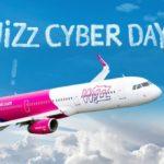 Wizz Air Cyber Days: 20% скидки на все рейсы для всех!