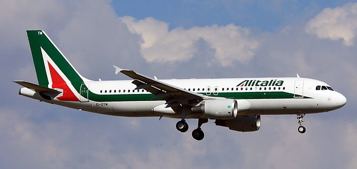 alitalia авіаквитки
